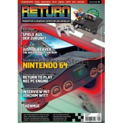 RETURN Ausgabe 29
