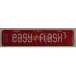 EasyFlash 3 Modulaufkleber 3D 12x52 mm