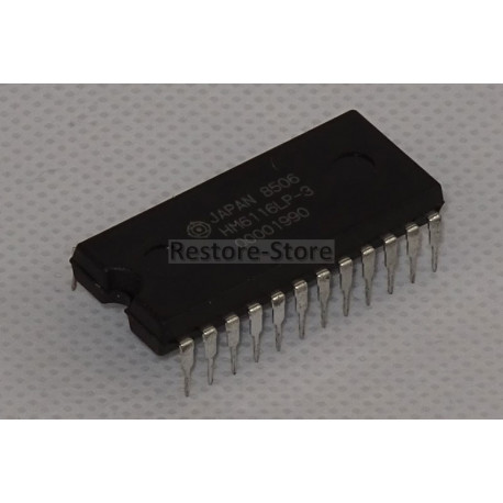 SRAM 6116 (2kb x 8)