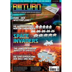 RETURN Ausgabe 28
