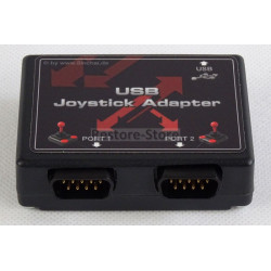 USB Joystickadapter (by Donald/Sinchai)