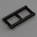 IC-Sockel, 28-polig, gedreht