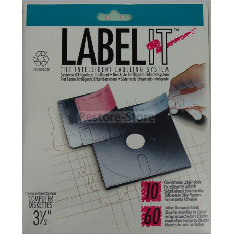 "Label It - The Intelligent Labeling System (3,5"")"