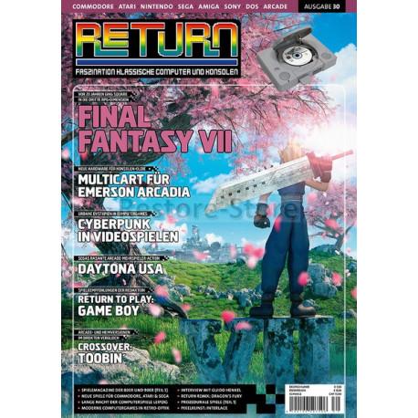 RETURN Ausgabe 30