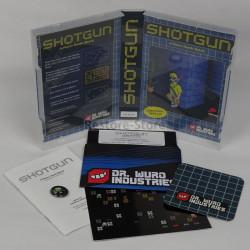Spiel: SHOTGUN - für 4 Spieler