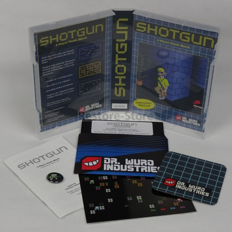 SHOTGUN - Dr. Wuro Industries