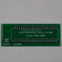 Easy Kickswitch - Amiga Kickstartumschalter (Bausatz)