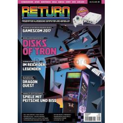 RETURN Ausgabe 31