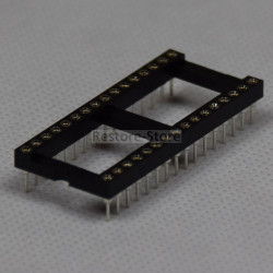 IC-Sockel, 32-polig, gedreht