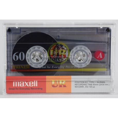 Kompaktkassette Maxell UR60