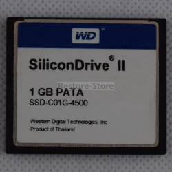CompactFlash Speicherkarte 1GB - Western Digital SiliconDrive II