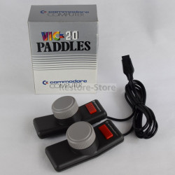 VIC 20 Paddles (Commodore)