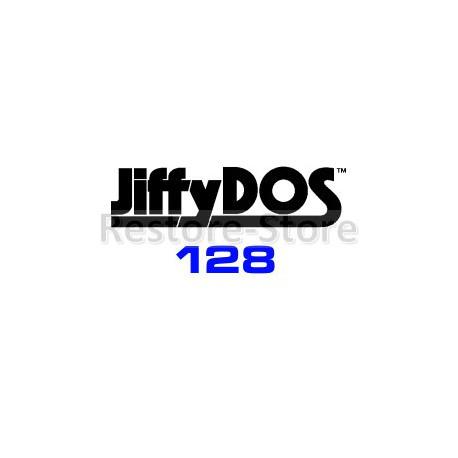 JiffyDOS 128 KERNAL ROM Overlay Image Set