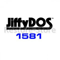 JiffyDOS 1581 DOS ROM Overlay Image