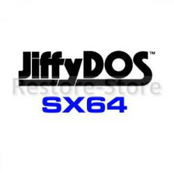 JiffyDOS SX64 ROM Overlay Image Set