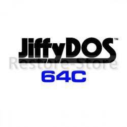JiffyDOS 64C KERNAL ROM Overlay Image