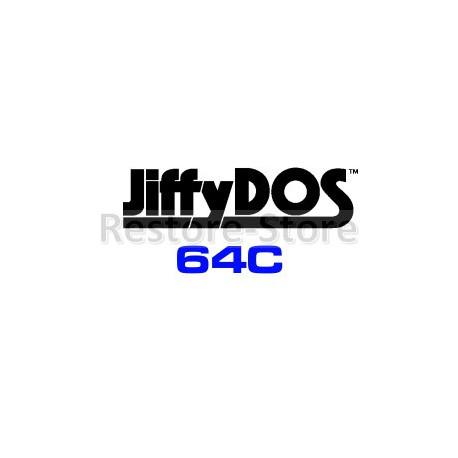 JiffyDOS 64 KERNAL ROM Overlay Image