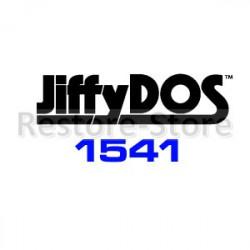 JiffyDOS 1541 DOS ROM Overlay Image