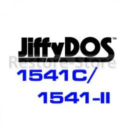 JiffyDOS 1541C/1541II DOS ROM Overlay Image