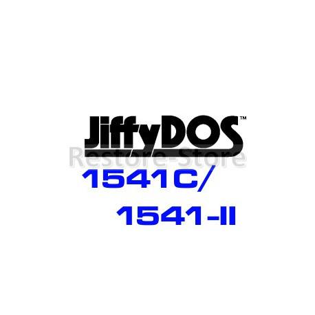 JiffyDOS 1541/1541C/1541II DOS ROM Overlay Image