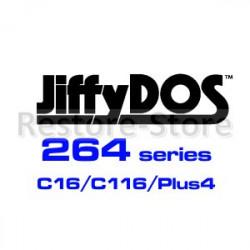 JiffyDOS C16/C116/Plus4 KERNAL ROM Overlay Image