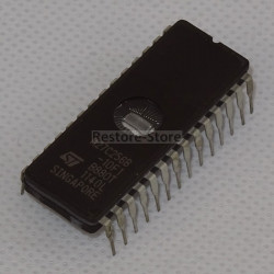 UV Eprom 27C256 - 256 Kilobit (32kb x 8)