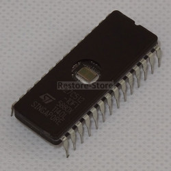 UV Eprom 27C512 - 512 Kilobit (64kb x 8)