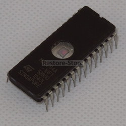 UV Eprom 27C64 - 64 Kilobit (8kb x 8)
