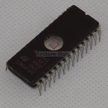 UV Eprom 27C64 - 64 Kilobit (8kb x 8)