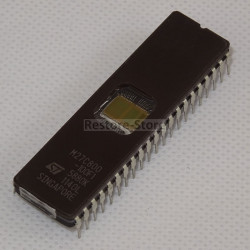 UV Eprom 27C800 - 8 Megabit (1Mb x 8 or 512kb x 16)
