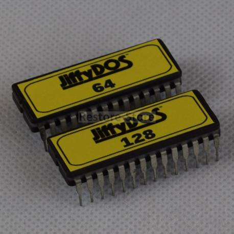 JiffyDOS 128 KERNAL ROM Set