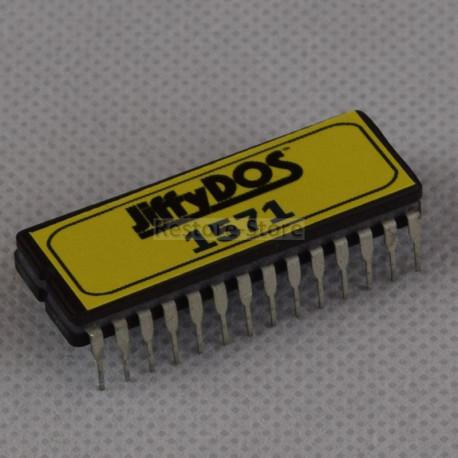 JiffyDOS 1571 DOS ROM