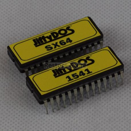 JiffyDOS SX64 ROM Set
