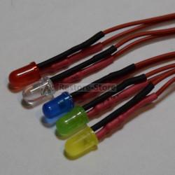 LED 5mm für C16/VIC20/C64 Gehäuse