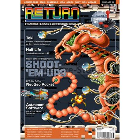 RETURN Ausgabe 35