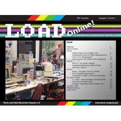 LOAD Online! Ausgabe 3 (2017)