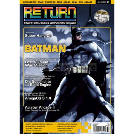 RETURN Ausgabe 37
