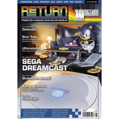 RETURN Ausgabe 38