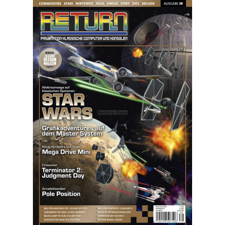 RETURN Ausgabe 39