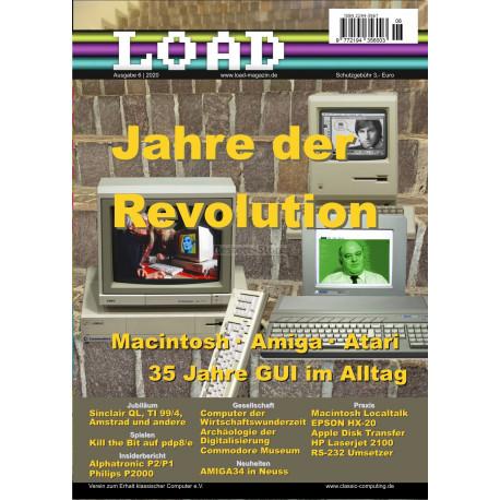 LOAD Ausgabe 6 (2020) - Die GUI Revolution -
