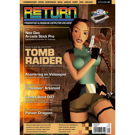 RETURN Ausgabe 40