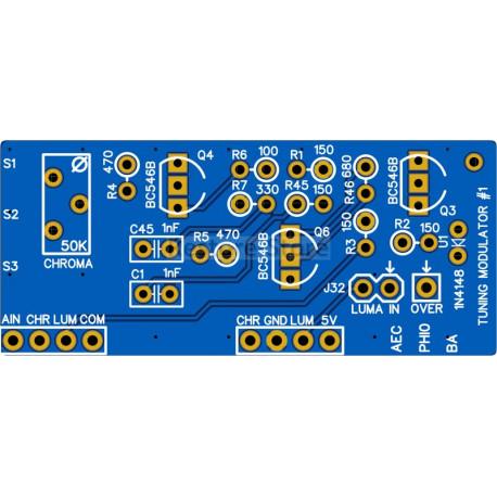 Tuning Board Modulator 1
