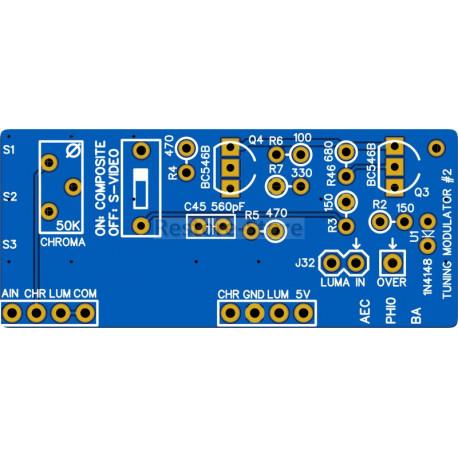 Tuning Board Modulator 2