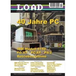 LOAD Ausgabe 7 (2021) - 40 Jahre IBM PC -