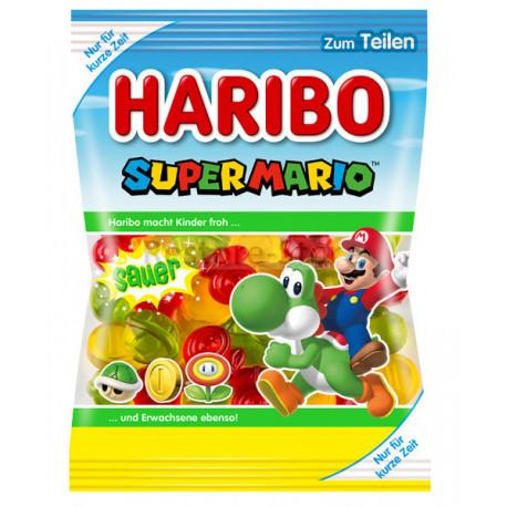 HARIBO SUPER MARIO™-EDITION SAUER - 175 Gramm Tüte