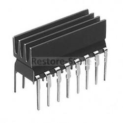 Kühlkörper 6,3 x 4,8 x 8,5 mm, für DIL - IC
