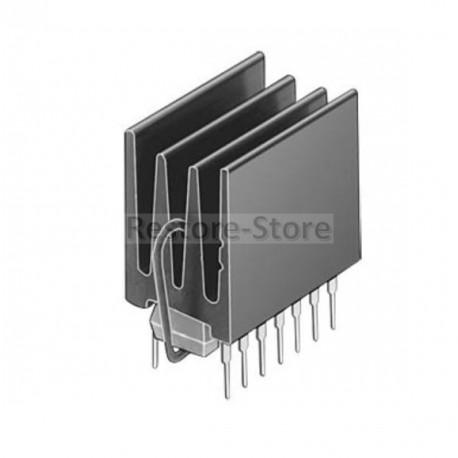 Strangkühlkörper 12 x 16 x 18 mm, für DIL - IC
