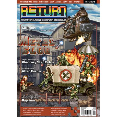 RETURN Ausgabe 45