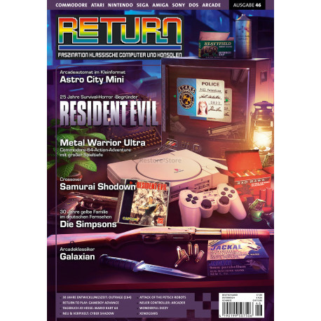 RETURN Ausgabe 41